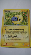 POKEMON CARD MAREEP 67/109  RARE EX TEAM ROCKET RETURN L@@K
