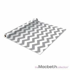 Self Adhesive Shelf Liner 2 Pack Rugby Chevron by The Macbeth Collection M-79820