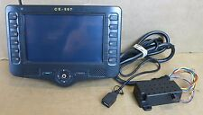 "Micronet CE-507 7"" LCD Fixed Vehicle Computing Platform Terminal MCE507-0078-000"