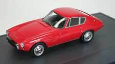 Matrix 1/43 1964 Ghia-Fiat 1500 GT Coupe (RED) MX10701-021  RESIN