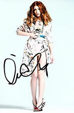 NICOLA ROBERTS SIGNED 6x4 PHOTO - Girls Aloud