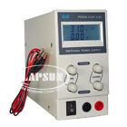 New Adjustable PS3005 Digital DC 30V 5A Switching Power Supply LCD 220V Input