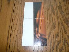 1994 Mercedes - Benz Sales Brochure - Model Overview