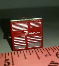 1/64 ERTL DCP GREENLIGHT SNAP ON RED TOOLBOX 4 YOUR DIARAMA TOY DISPLAY S SCALE