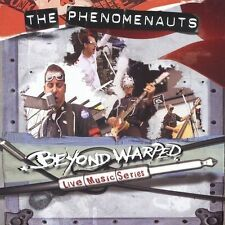 FREE US SH (int'l sh=$0-$3) NEW CD Phenomenauts: Beyond Warped Live Music Series