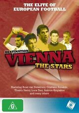 Destination Vienna - The Stars DVD brand new sealed soccer european football