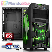 PC Computer GAMING AM3+ AMD FX 4300 3,80 Ghz X4 Quad Core - Ram 8 GB 1600 Mhz