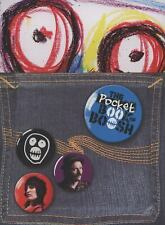 The Pocket Book of Boosh by Noel Fielding and Julian Barratt (2010, Paperback)