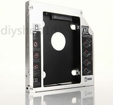 2nd HDD SSD Hard Drive Caddy for Sony Vaio VGN-NW21EF VGN-NW125J PCG-7173L GT20N