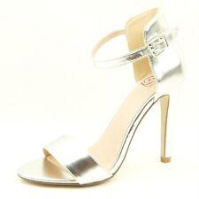 Ankle Strap Dress Sandals, Stiletto Heel Women's Shoes 5.5-10US/36-41EU/3.5-8AU