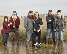 Duck Dynasty Cast 8x10 Photo 001