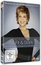 DVD  -  Fit & Stark   -  Jane Fonda  -  FITNESS