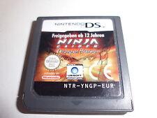 Nintendo DS  Ninja Gaiden - Dragon Sword von Ubisoft