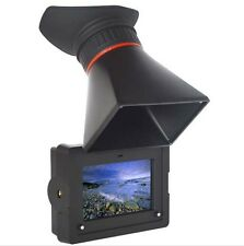 Feelworld S350 EVF View Finder Electronic Monitor SDI HDMI For BMCC BMPCC BMPC