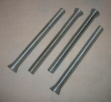 "Lot (4) Plumbers Tube Bending Springs For 5/8"" OD Soft Copper / Aluminum Tubing"