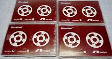 NIP Lot of 4 InterDyne Microreel Two-Reel Data Backup Tapes Mercury Drive  Other
