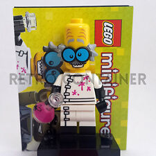LEGO Minifigures - Monster Scientist - col213 - Collectibles Omino Serie 14
