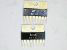 "BA518  ""Original"" ROHM  8P SIP IC With Heat Sink  2  pcs"