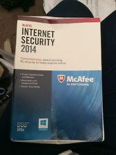 Mcafee Internet Security 2014 New