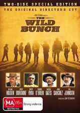 THE WILD BUNCH  1969 , 2-Disc Set)= WILLIAM HOLDEN = PAL 4 = SEALED