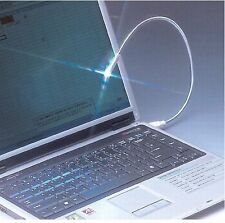 USB Powered Single LED Bright Light For Laptop Desktop PC Netbook (N-1006)