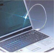 Set Of 2 USB Powered Single LED Light For Laptop Desktop PC Netbook (N-1006)