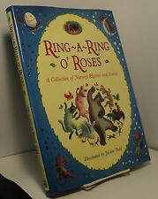 Ring-A-Ring o' Roses - illustrated by Justin Todd - Nursery rhymes and stories
