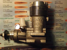 Excellent  ENYA 60-III Control Line Low Timer Model Airplane Engine Looks Great