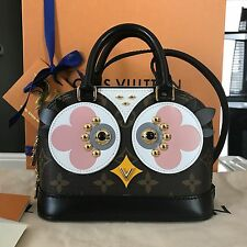BNWT LOUIS VUITTON ALMA NANO OWL LIMITED EDITION CROSSBODY BAG