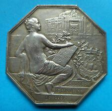 ASSURANCE - Courtiers Tribunal de Commerce - Seine - Argent - 1866