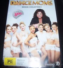 Dance Moms Season 3 Collection 2  (Australia Region 4) DVD - New