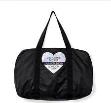 Victorias Secret Fashion Show London Tote Duffle & Bonus Bag NWT!