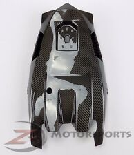 2010-2013 Z1000 Rear Lower Bottom Seat Tail Tray Cowl Fairing 100% Carbon Fiber