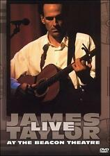 James Taylor Live at the Beacon Theatre James Taylor, Valerie Carter DVD