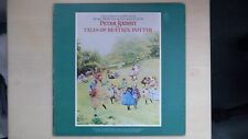 PETER RABBIT/TALES OF BEATRIX POTTER Music From The Royal Ballet Film Angel LP