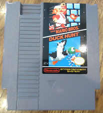 Super Mario Bros. / Duck Hunt  (Nintendo, 1985) Made In Japan