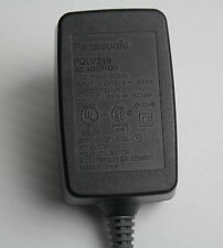 Genuine Panasonic AC Adaptor Power Supply PQLV219 120V 60HZ 100mA 500mA