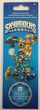8 Sheets Skylanders Giants Swap Force   Stickers Party Favors Teacher Supply