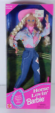 NIB BARBIE DOLL 1996 HORSE LOVIN' SALE!! MORE BARBIES OUR STORE