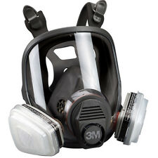 3M Full Facepiece Respirator Organic Vapor / P95 Packout (Medium) 07162