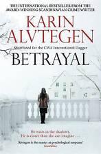 ALVTEGEN,KARIN-BETRAYAL  BOOK NEW