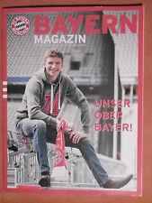 Bayern Magazin / FC Bayern München - FC Ingolstadt. Saison 2015 / 2016