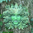 Green Man Garden Ornament Master Of Leaves Green Wood Collection NEW 09065