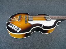 Hofner HCT 500/1 Contemporary BEATLE BASS GUITAR GREAT VINTAGE STYLE VIBE refurb