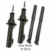4 New Shocks Struts Full Set Ltd Lifetime Warranty Jeep Grand Cherokee  #40237