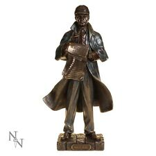 SHERLOCK HOLMES RESIN FIGUREINE BRONZE EFFECT NEW NEMESIS RESIN FIGURINE BOXED