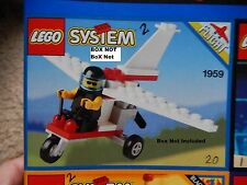 Classic LEGO set 1959 Ultra-Light Glider New sealed package no Box from c1993