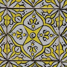 Handbemalte Fliese  Orientalisch Muster Handarbeit handgemacht Orient Küche Bad