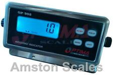 DIGITAL SCALE DISPLAY HEAD MONITOR READ OUT INDICATOR LOAD CELL ANIMAL VET FLOOR