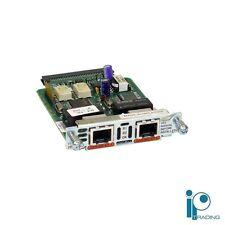 VIC-2BRI-S/T-TE - Cisco Two-port Voice Interface Card - BRI (Terminal)
